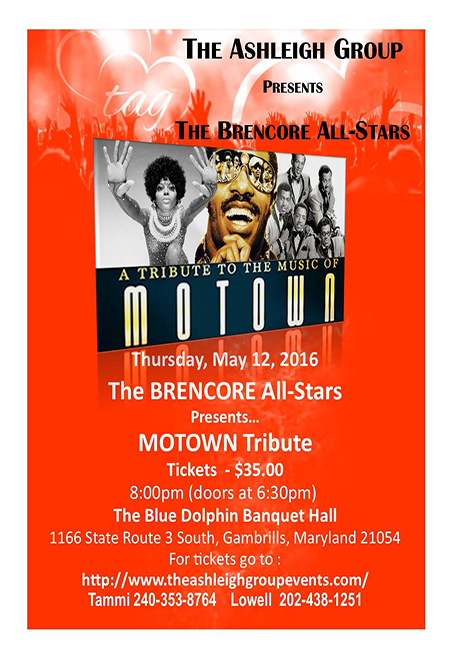 Motown Tribute at the Blue Dolphin